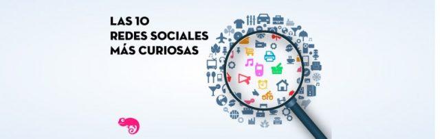 Las 10 redes sociales mas curiosas