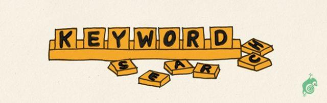 Cómo Elegir Correctamente las Palabras Clave