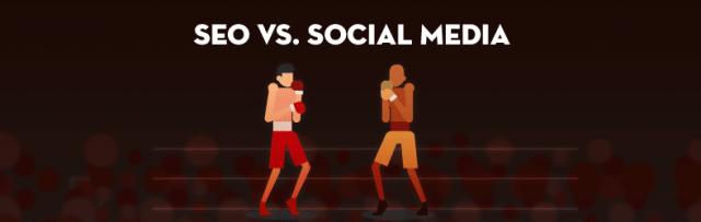 Diferencias entre SEO y Social Media