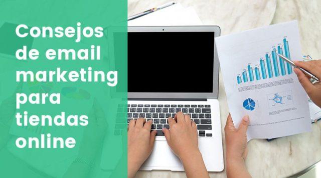 Email marketing para tiendas online