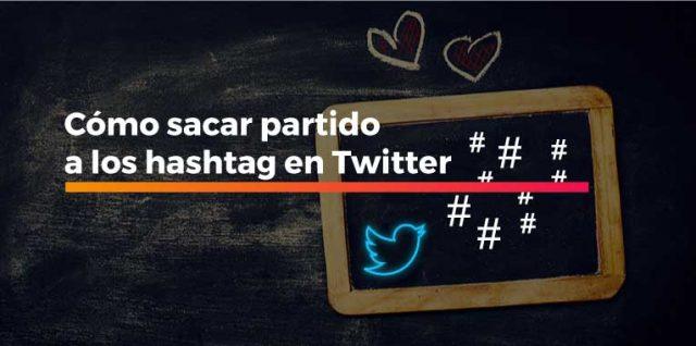 Hashtag en Twitter