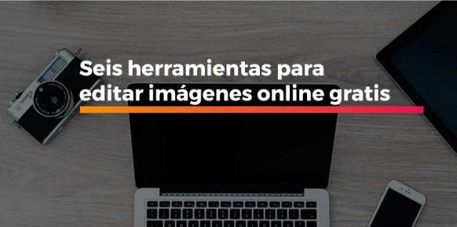 herramientas para editar imágenes online