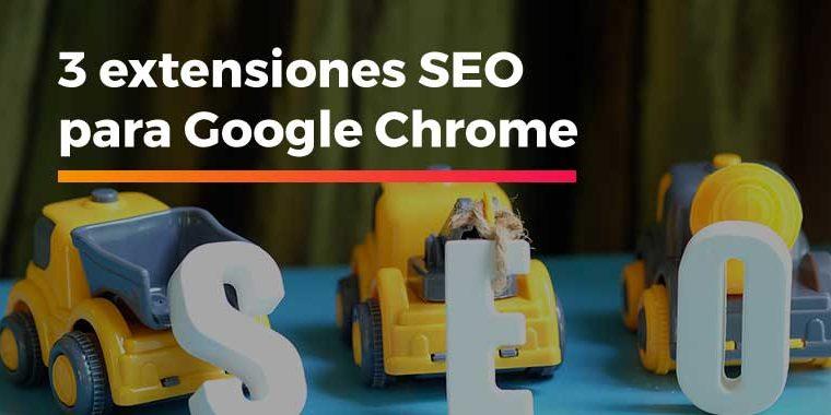 Extensiones SEO para Google Chrome
