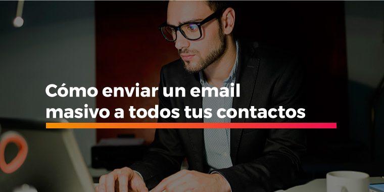 enviar un email masivo
