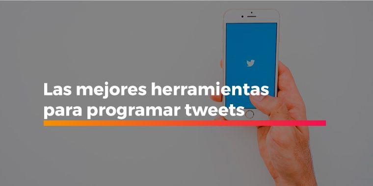 programar tweets