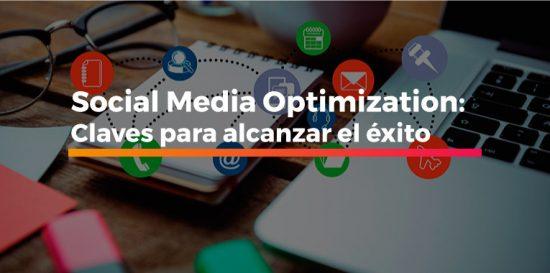 Social media optimization SMO