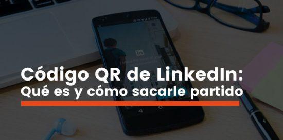 Código QR de Linkedin