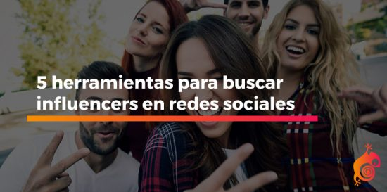 buscar influencers en redes sociales