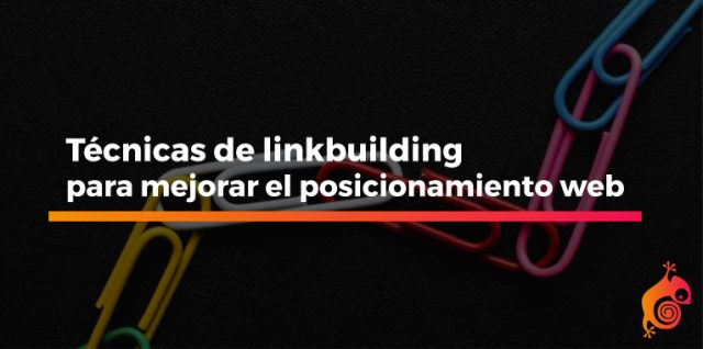 Técnicas de linkbuilding