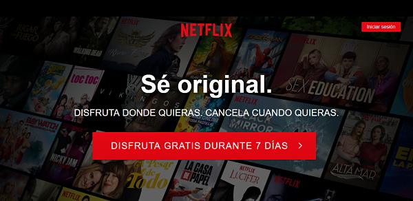 CTA Netflix