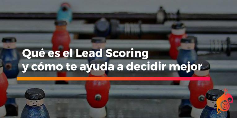qué es el lead scoring