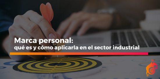 marca personal en el sector industrial