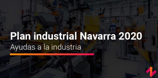 ayudas a la industria Navarra